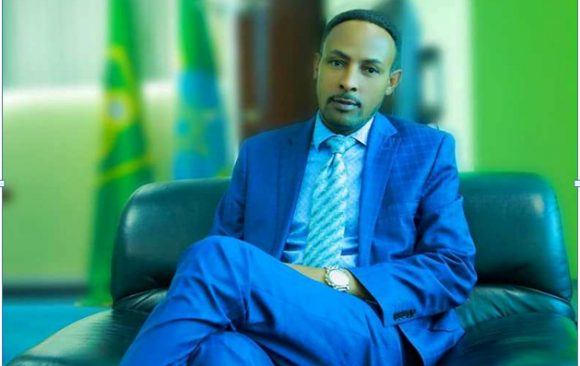 OIB names Mr. Teferi Mekonnen Acting President