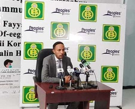 OIB donated three Million Birr to Oromia State in favor of Fighting against COVID-19